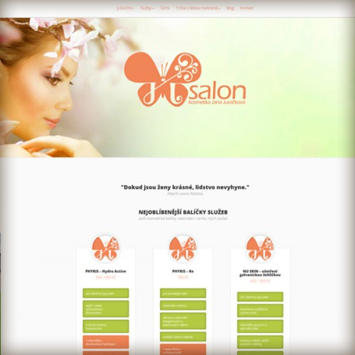 JJ SALON – WEB